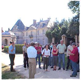 Château de Tiregand, Bergerac visite de groupes (dégustation, groupe,)