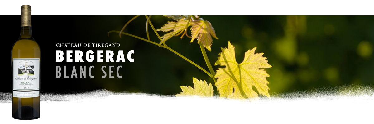 Bergerac dry wine